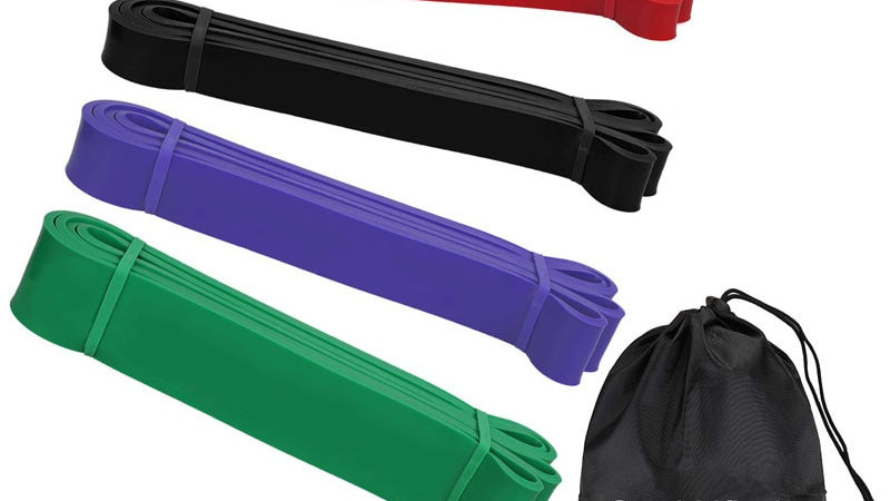 Heavy Duty Elastic Fitness Loop Bands