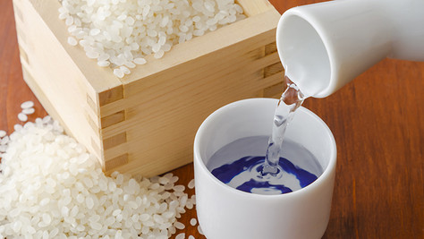 Sake: A drink for people with Gluten allergies.