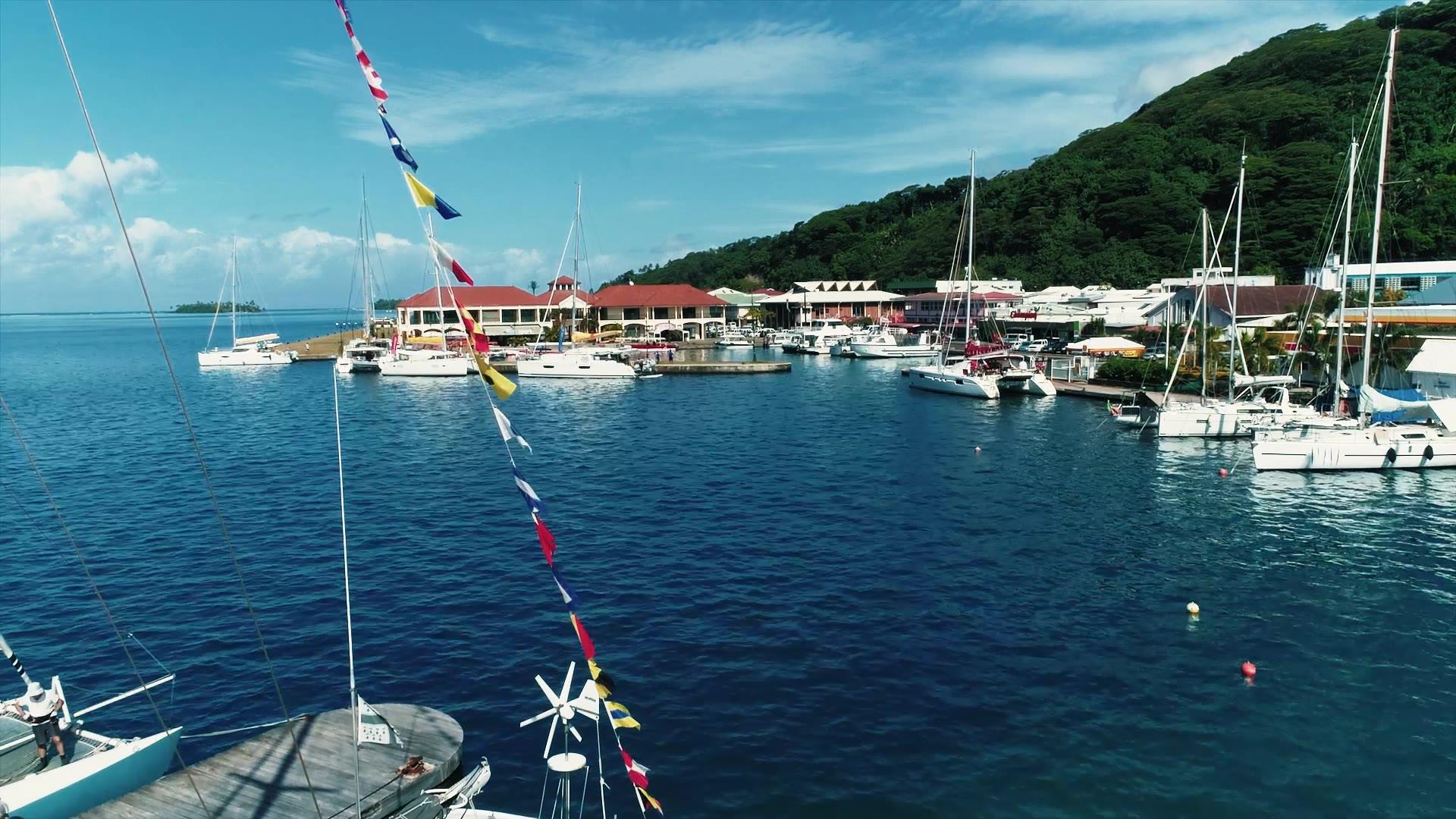 Tahiti Pearl Regatta 2019 - Raiatea, coeur de la TPR !