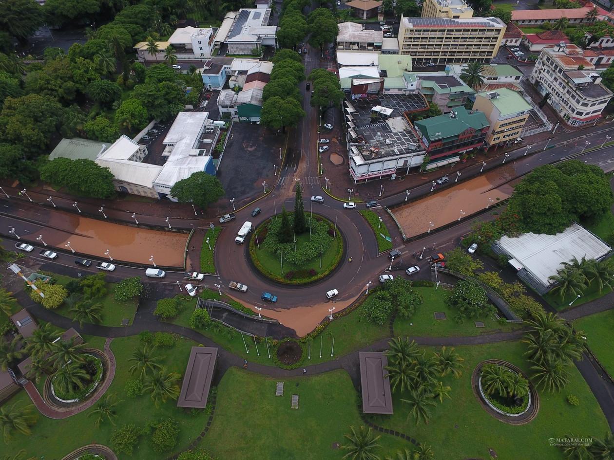 Papeete Janvier 2017