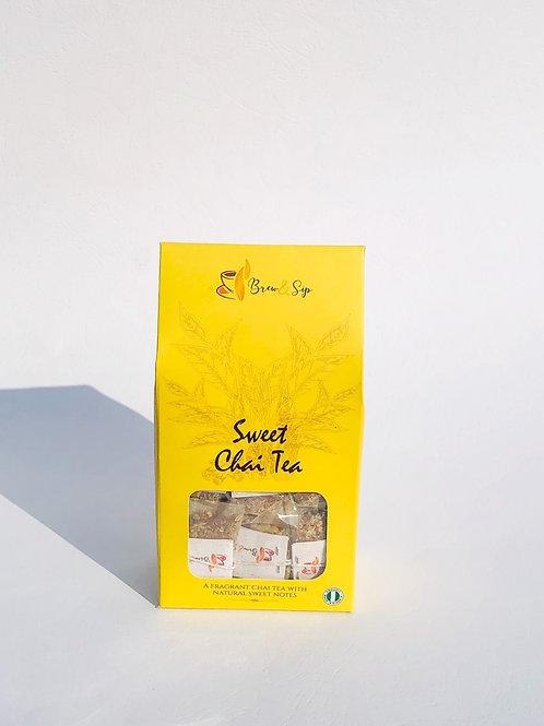 Sweet Chai Tea