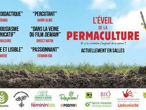 Projection de l'éveil de la permaculture