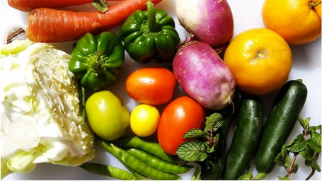 colourful vegetables for diabetes, nutritionist vaibhav garg