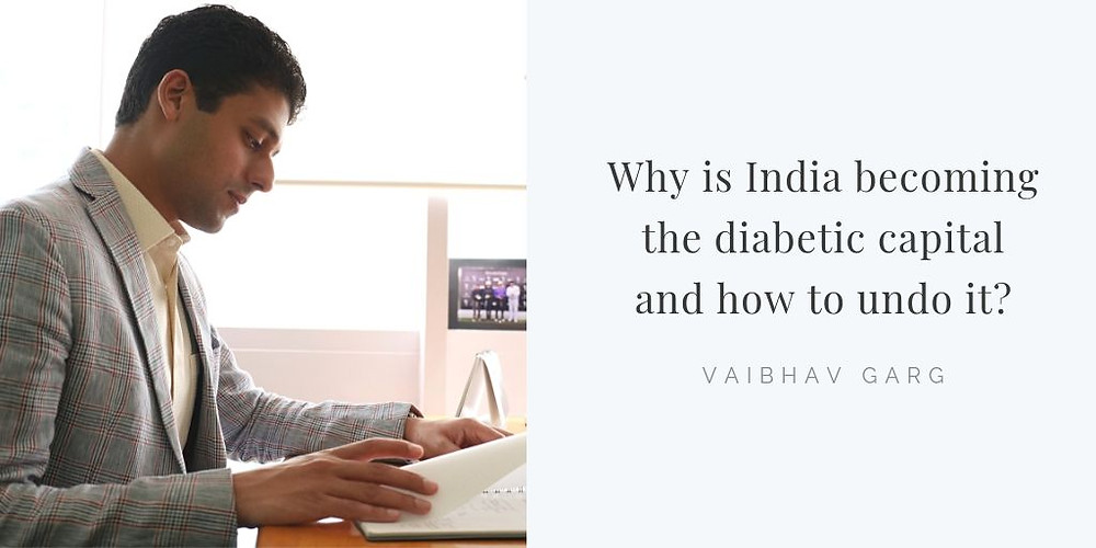 india, diabetes, nutritionist vaibhav garg