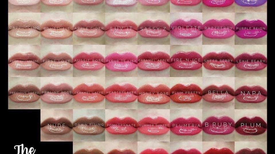 Senegence LipSense Color and Gloss Combo
