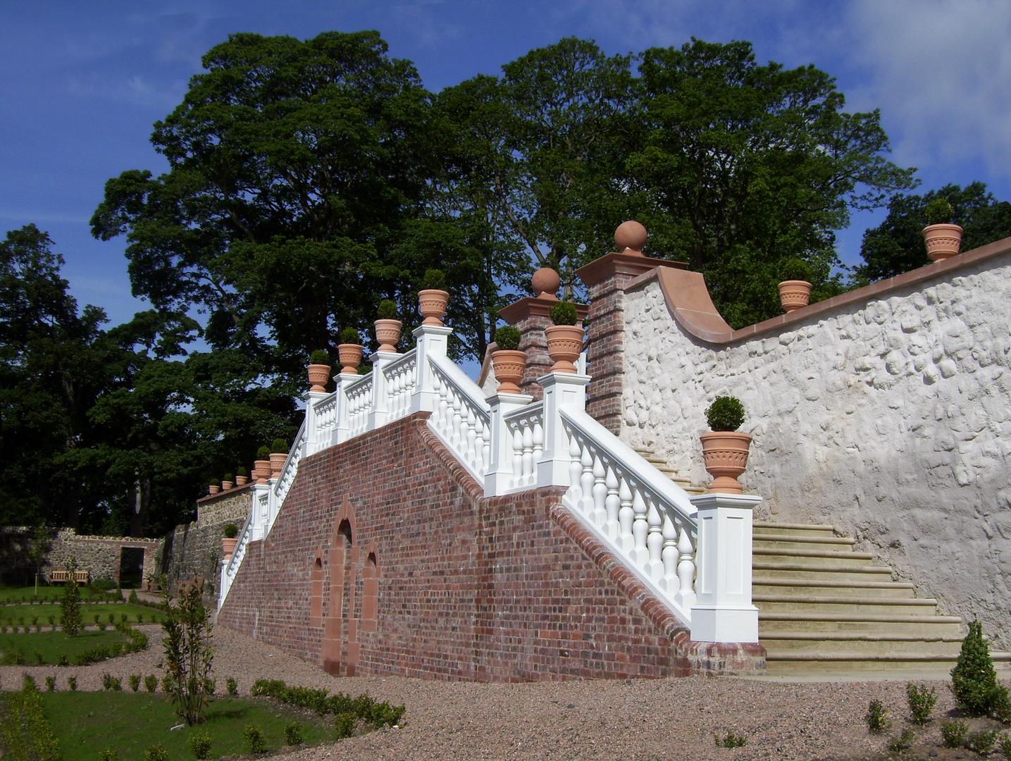 Castle Gardens Historic Restoration