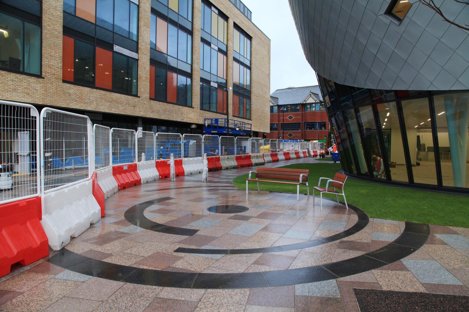 Taff Vale Redevelopment