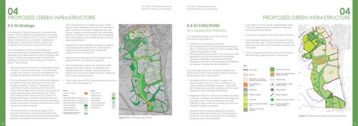 Green Infrastructure Strategy, Swansea