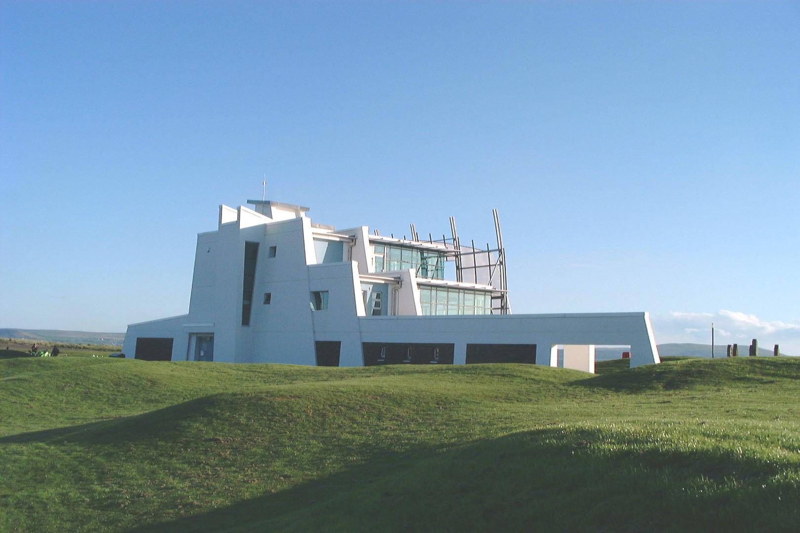 Millennium Coastal Park Visitor Centre