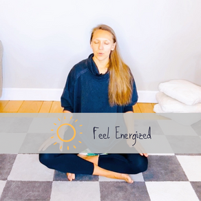 Feel Energized with this Cozy Sunday Meditation