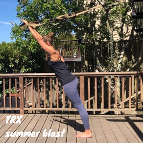 Dust off your TRX - summer is here!