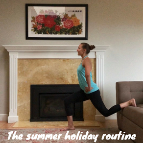 No excuses during your summer travels - come and exercise with me!