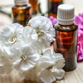 Essential oils for seasonal allergies