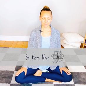 A new Cozy Sunday Meditation