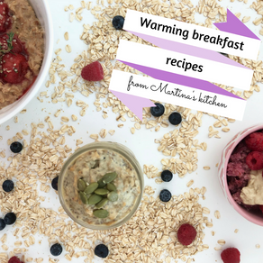 The free Warming Breakfasts eBook is here!
