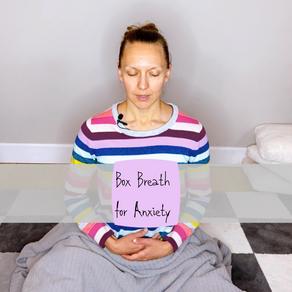 Anxiety remedy with today's Cozy Sunday Meditation