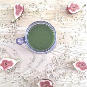 Digestive fennel smoothie