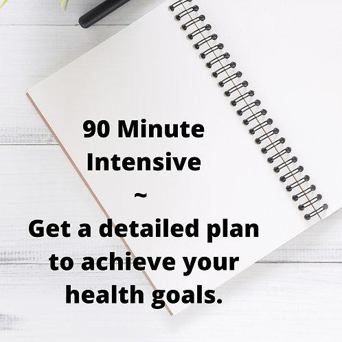 90 Minute Intensive