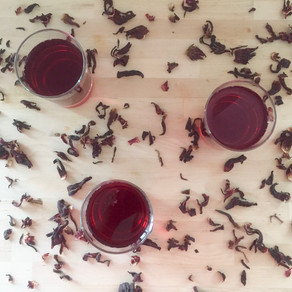 Hibiscus rose love potion