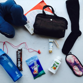My plane survival kit: 10 things I never travel without!