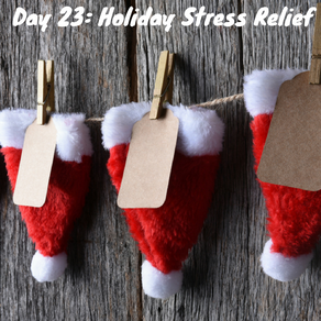 Fitness Advent Calendar Day 23