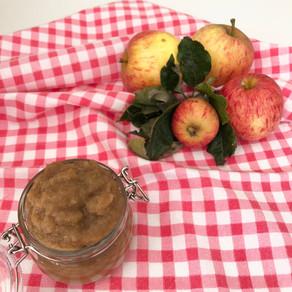 Spiced apple sauce