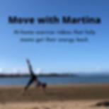 Move with Martina | www.martinazand.com