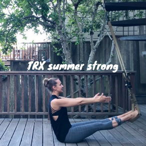 More TRX fun is here: new exercise video