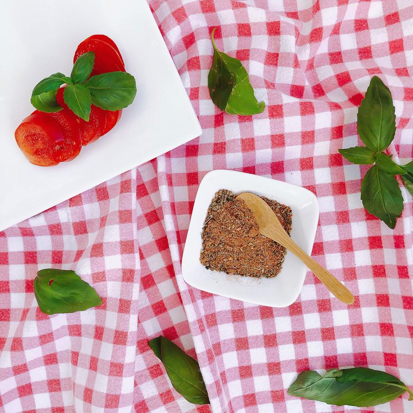 Pizza seasoning _ www.martinazand