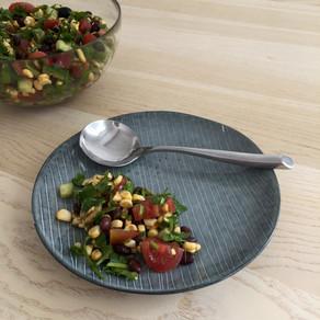Summer corn black bean salad