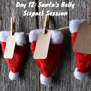 Fitness Advent Calendar Day 12