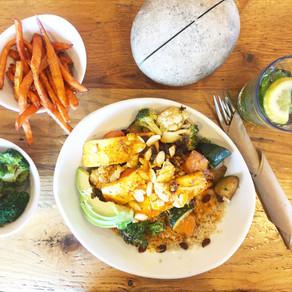 Healthy food spotting: San Diego