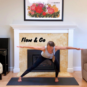 Grab your mat and flow with me