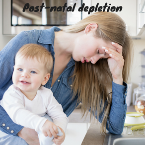 Dealing with post-natal depletion