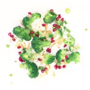 Bejeweled broccoli