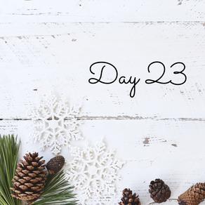 Stress Less Holiday Advent Calendar