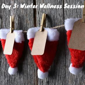 Fitness Advent Calendar Day 3