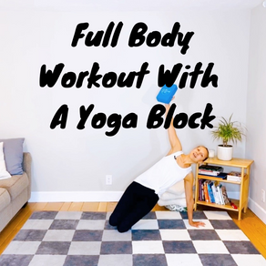 Dust off your yoga block and let's get creative!