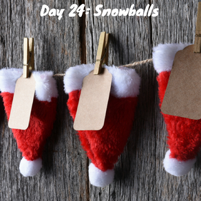 Fitness Advent Calendar Day 24