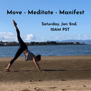 Come And Join Me For A 90-Minute Live Class