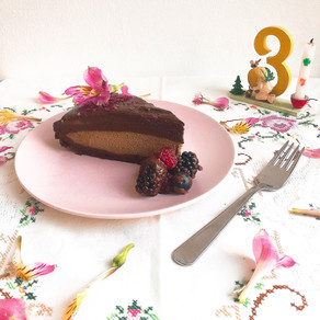 Baby Zand's birthday cake