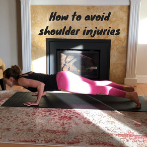 How to avoid shoulder injuries exercise routine for #selflovejanuary