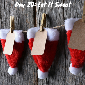 Fitness Advent Calendar Day 20