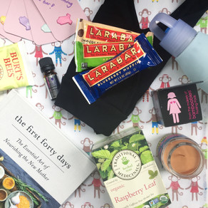 Nourishing gift ideas for the new mom