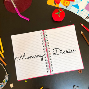 Mommy Diaries - honest and open conversations during lockdown