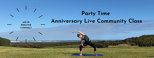 free live community yoga class | www.mar