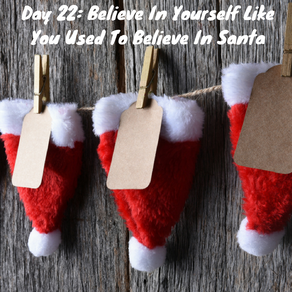 Fitness Advent Calendar Day 22