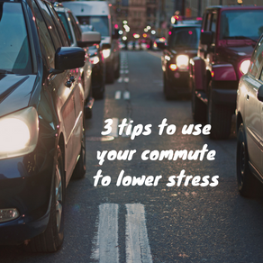 Don't waste your time sitting in traffic!