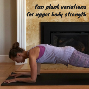 3 fun plank variations for upper body strength
