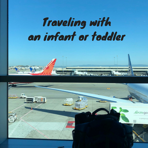 Everything I have learnt from traveling with Baby Zand